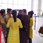 ভারতে পাচার হওয়া ৭ যুবতীকে বেনাপোলে হস্তান্তর