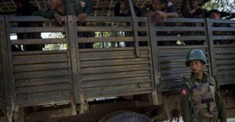 সীমান্তের ওপারে সেনাদের টহল: বাংলাদেশের উদ্বেগ