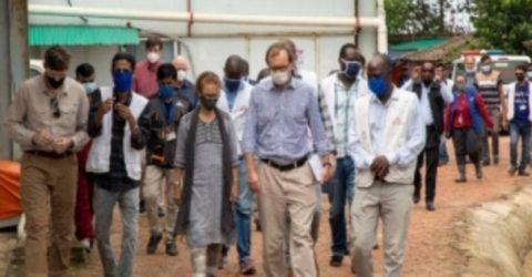 রোহিঙ্গা সংকট: পাশে থাকার আশ্বাস আন্তর্জাতিক প্রতিনিধিদের