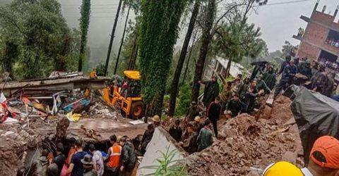 ভারতের মুম্বাইয়ে ভবন ধ্বসে ১০ জন নিহত