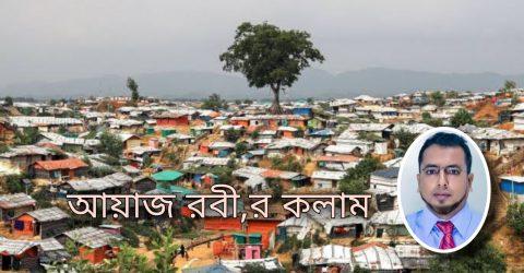 রোহিঙ্গা সন্ত্রাসীদের কর্মকান্ড ও বাংলাদেশ রাষ্ট্রের নিরাপত্তা ভাবনা