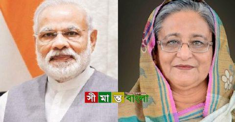 টিকা উপহার: মোদিকে ধন্যবাদ দিলেন শেখ হাসিনা