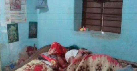 চাঁপাইনবাবগঞ্জের শিবগঞ্জে বৃদ্ধার গলা কাটা লাশ উদ্ধার