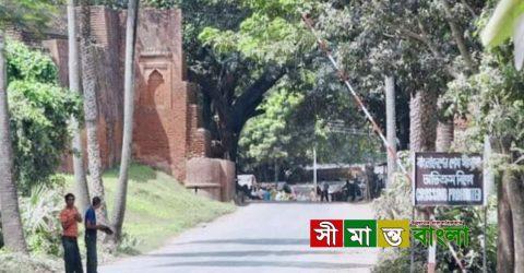 চাঁপাইনবাবগঞ্জে সোনামসজিদ বন্দরে আমদানি-রফতানি বন্ধ
