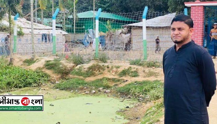 """রোহিঙ্গা ক্যাম্পে অবৈধ বিদ্যুৎ সংযোগ""""হেলাল মেম্বার সহ ৭ জনের বিরুদ্ধে মামলা"""