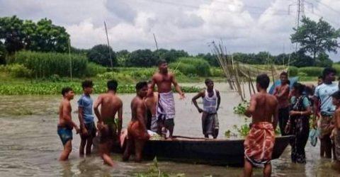 চাঁপাইনবাবগঞ্জে পাগলায় নদীতে ডুবে স্কুলছাত্রীর মৃত্যু