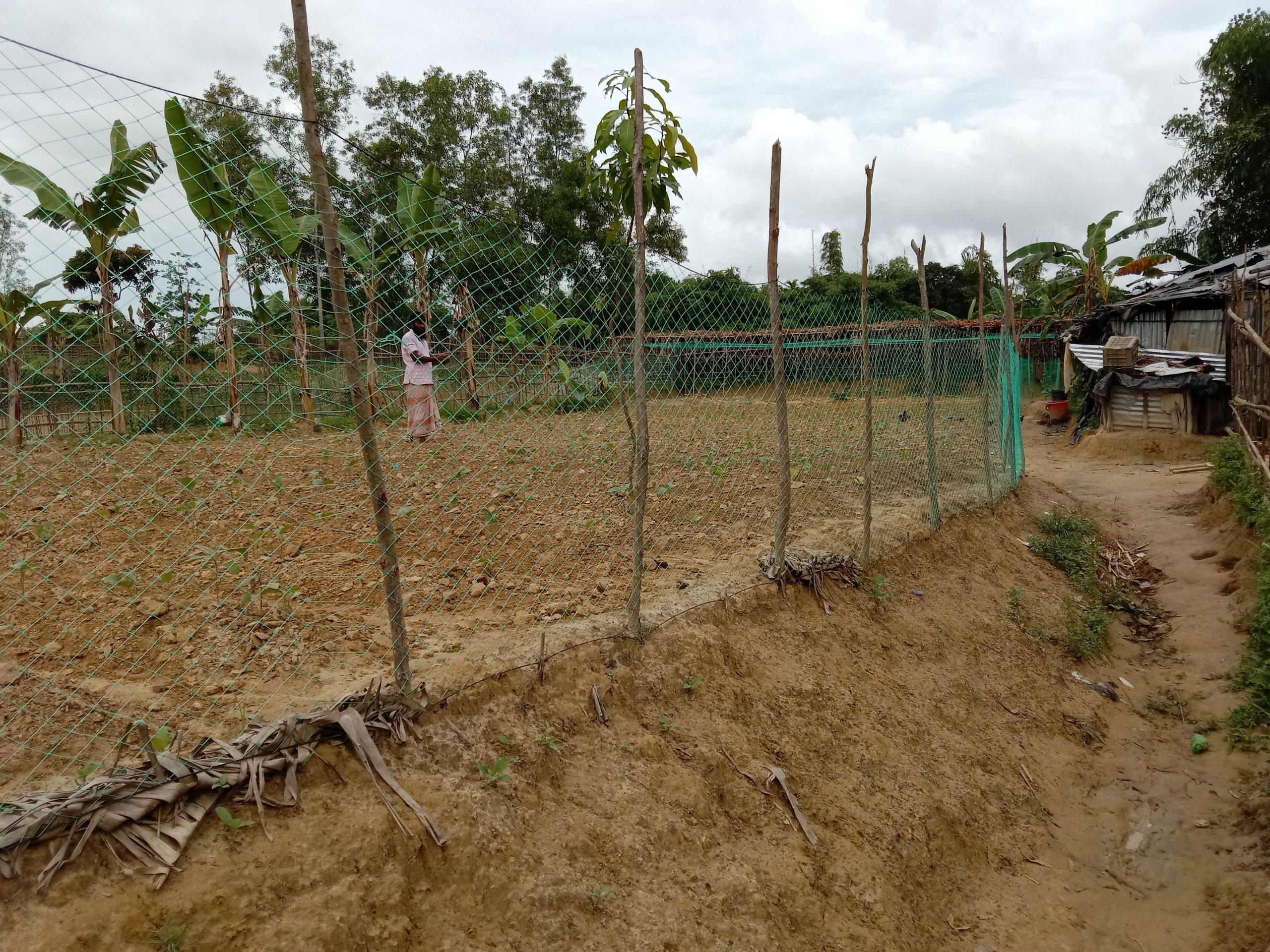ঘুমধুমের মগঘাট এলাকায় কতিপয় প্রতাপশালী কতৃক কৃষকের চাষীয় জমি দখলের অভিযোগ
