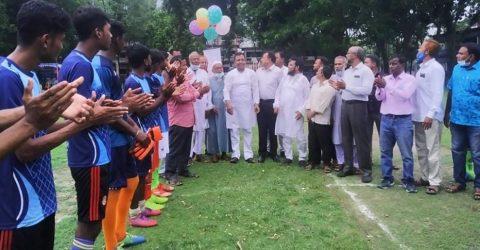 শাজাহানপুরে প্রধানমন্ত্রীর জন্মদিন উপলক্ষে দোয়া মাহফিল, বৃক্ষরোপন , আন্তঃশ্রেণী ফুটবল টুর্নামেন্টের আয়োজন