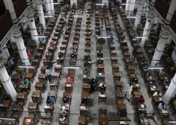 ঢাবির ভর্তিযুদ্ধ শুরু, প্রতি আসনে লড়ছেন ২০ শিক্ষার্থী